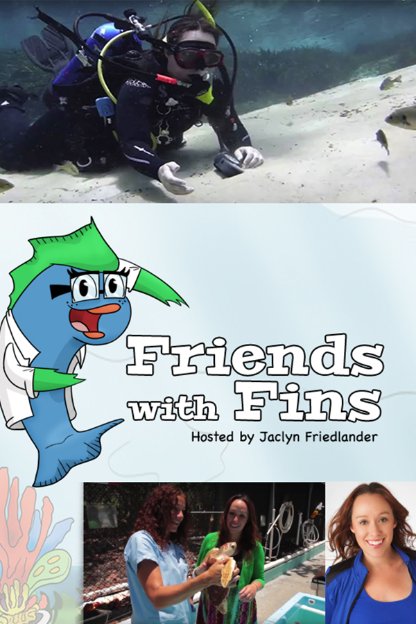 Friends with Fins